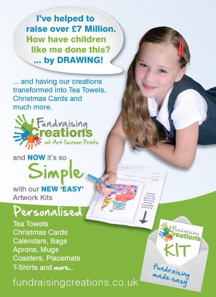 Fundraising Creations New Artwork Kit Cover